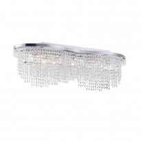 Kattovalaisin Maytoni Diamant Crystal Toils, nikkeli, Tammiston poistotuote