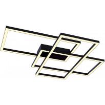 LED-kattovalaisin Maytoni Technical Line musta