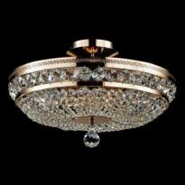 Kattovalaisin Maytoni Diamant Ottilia, kulta/kristalli