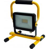 LED-valonheitin ElectroGEAR 20W, IP44, telineellä