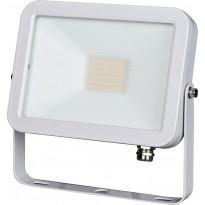 LED-valonheitin ElectroGEAR 30W, IP54, valkoinen, litteä