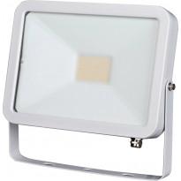 LED-valonheitin ElectroGEAR 50W, IP54, valkoinen, litteä