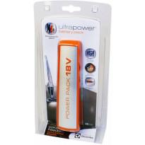 Akkusetti Electrolux ZE035 UltraPower varsi-imuriin 18V NiMH