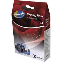 Raikastinrakeet Electrolux, Evening Rose 4 ps/pak