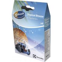 Raikastinrakeet Electrolux, Tropical Breeze 4 ps/pak