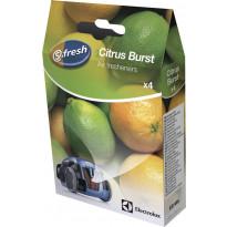 Raikastinrakeet Electrolux, Citrus Burst 4 ps/pak