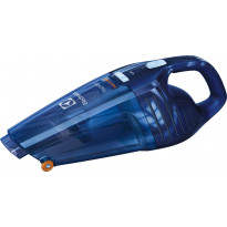 Rikkaimuri Electrolux ZB5104WDB Wet&Dry, imuroi myös nesteet