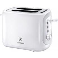 Leivänpaahdin Electrolux EAT3330, valkoinen
