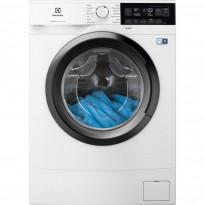 Edestä täytettävä Slim-pyykinpesukone Electrolux EW6S6647C7, PerfectCare 600 SensiCare, 7 kg, 1400rpm