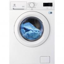 Edestä täytettävä kuivaava pesukone Electrolux WD40A74140, 1400rpm, 7/4kg