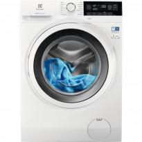 Edestä täytettävä pesukone Electrolux EW6F6248G5, 8kg, 1400 rpm, valkoinen