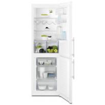Jääkaappipakastin Electrolux EN3602MOW, 220/109l, 185x60cm, valkoinen