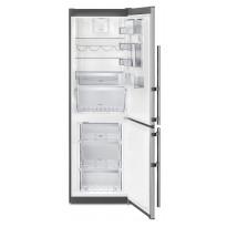 Jääkaappipakastin Electrolux EN3489MFX, 220/92l, teräs