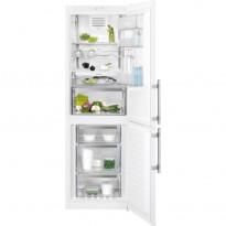 Jääkaappipakastin Electrolux EN3391MOW, 214/91l, valkoinen