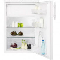 Jääkaappi Electrolux ERT1501FOW3, 118/18l, valkoinen