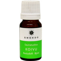 Saunatuoksu Emendo Koivu, 10 ml