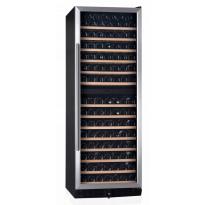 Viinikaappi DX181.490SDSK, 655x1820x680mm, musta