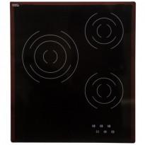 Keraaminen liesitaso TCE451, kalusteisiin asennettava, 45 cm, musta