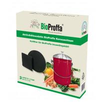 Aktiivihiilisuodatinpaketti BioProffa, 3x2kpl
