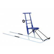 Potkukelkka Esla T8, min. 180cm, sininen