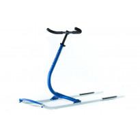 Potkukelkka Esla Kickspark Max, 130-195cm, sininen