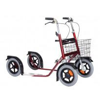 Potkupyörä Esla 3300, punainen