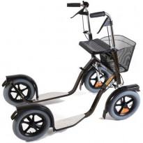 Potkupyörä Esla CityMax 3800, tumma pronssi