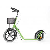 Potkulauta Esla 4100, vihreä