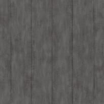 Tapetti Wood 128011 0,53x10,05 m hiilenmusta non-woven