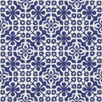 Tapetti Azulejos Tiles 128044 0,53x10,05 m sininen/valkoinen non-woven