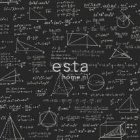 Tapetti Formulas 128230, 0,53x10,05m, musta