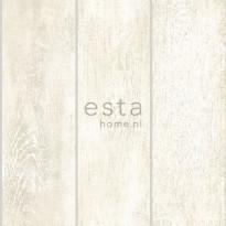Tapetti Wooden Planks 137746 0,53x10,05 m beige non-woven