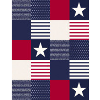 Paneelitapetti ColorwallXL Americana 155714 2120x2650 mm