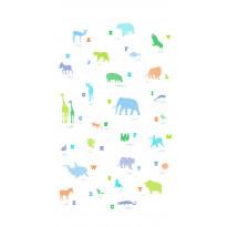 Paneelitapetti PhotowallXL Animals Multi 157320 1395x2700 mm