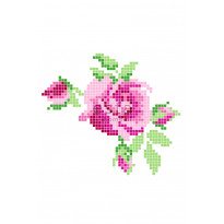 Paneelitapetti PhotoWallXL Rose 158108 1860x2790 mm