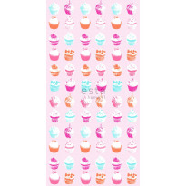 Tapetti WallpaperXXL Cupcakes 158715 46,5 cm x 8,37 m