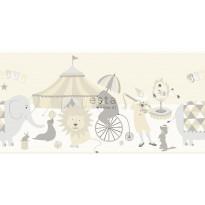 Boordi Circus 178703 5000x265 mm harmaa, beige, helmiäisvalkoinen