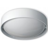 LED-yleisvalaisin Euli Rondo Deco, Ø320mm, 10W, IP44, 1082 lm/m, 4000K, valkoinen
