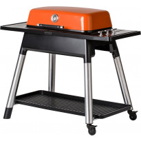 Kaasugrilli Everdure Furnace Orange, 3 poltinta