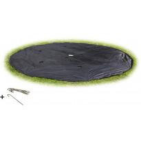 Suojapeite trampoliiniin Exit Supreme/InTerra GroundLevel, ø305cm, musta