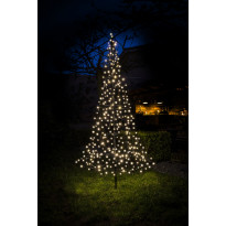 Valokuusi Fairybell LED 250 valoa 2700K korkeus 1,85 m