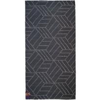 Puuvillamatto Finarte Kievari, 100x200cm, tummanharmaa