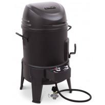 Kaasugrilli/savustin Char-Broil Big Easy 3-in-1 Tru-Infrared, paahtaa, savustaa, grillaa