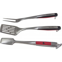 Grillaussetti Char-Broil Comfort Grip, 3-osainen