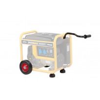 Pyöräsarja +kahva Wheel Kit 20