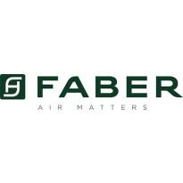 Suoraputki Faber 90° mutka, 220 x 90 muunnos pyöreä 150 mm