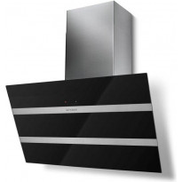 Liesituuletin Faber Steelmax EG8 BK/X A55, musta