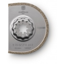 Segmenttiterä Fein timantti 75/1.2mm, SL 1kpl