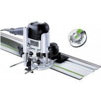 Yläjyrsin Festool, OF 1010 EBQ-Set