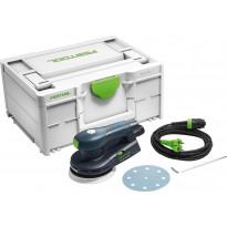 Epäkeskohiomakone Festool ETS EC125/3 EQ-Plus